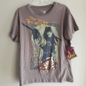 PIRATES OF THE CARIBBEAN BOYS T SHIRT 2XL OFFICAL